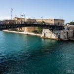 Immagine ponte girevole a Taranto